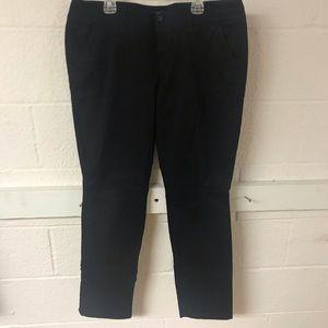 AEO Skinny Black Pants